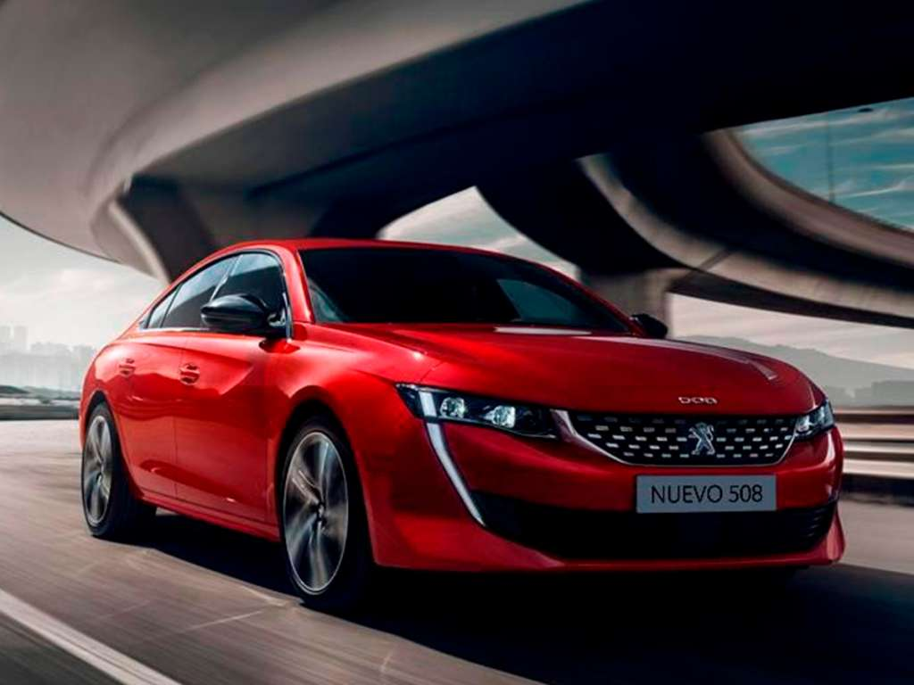 Galería de fotos del Peugeot 508 (1)