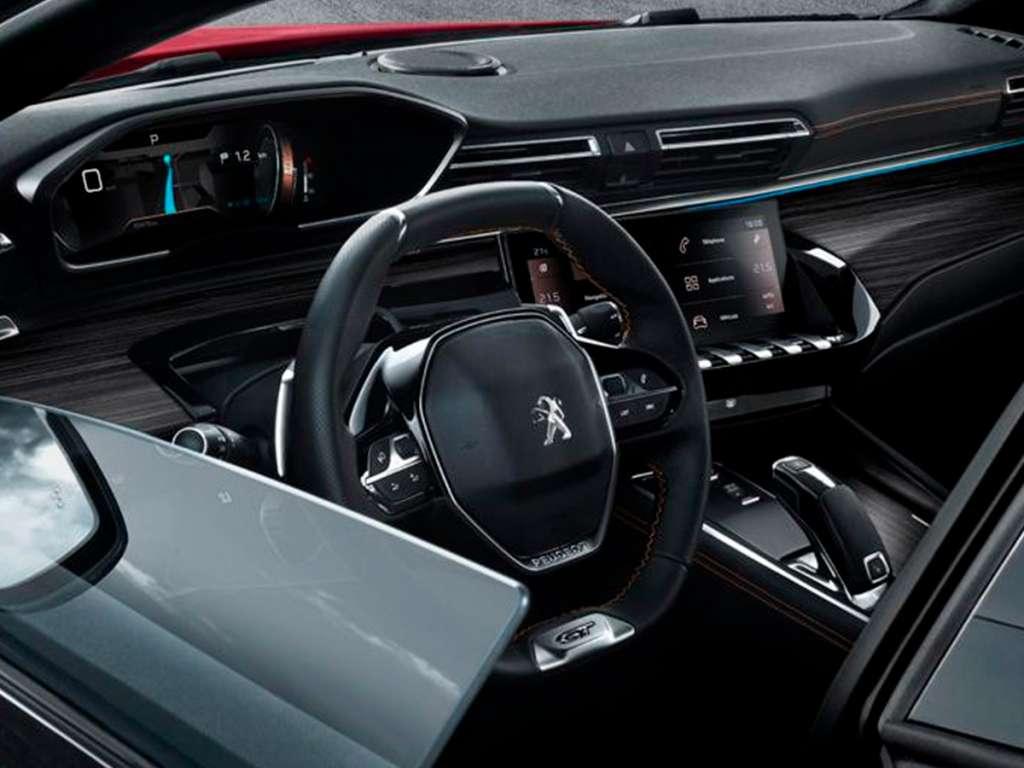 Galería de fotos del Peugeot 508 (2)