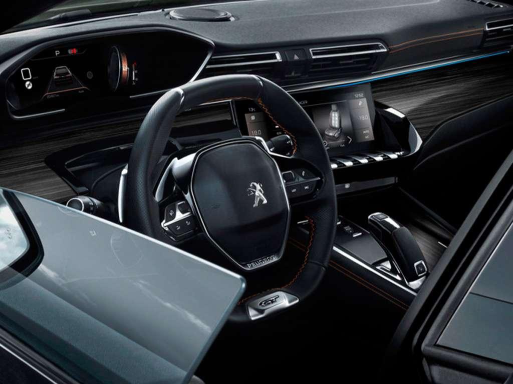 Galería de fotos del Peugeot Nuevo 508 SW (4)