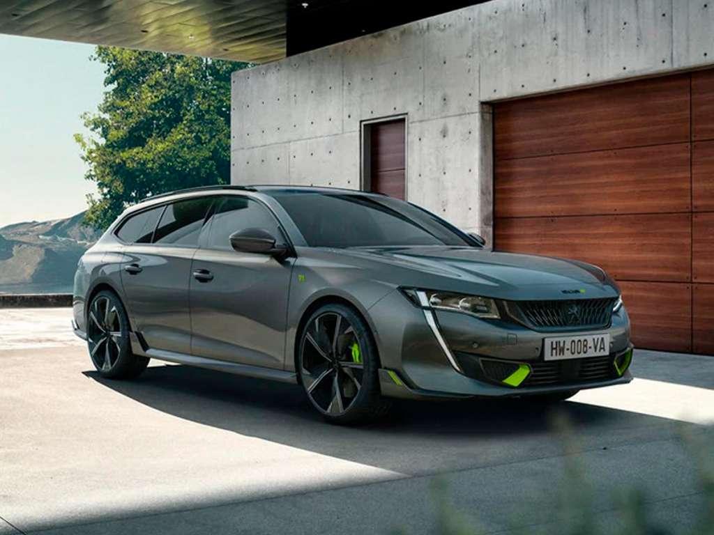 Galería de fotos del Peugeot Nuevo 508 SW Sport Engineered (1)
