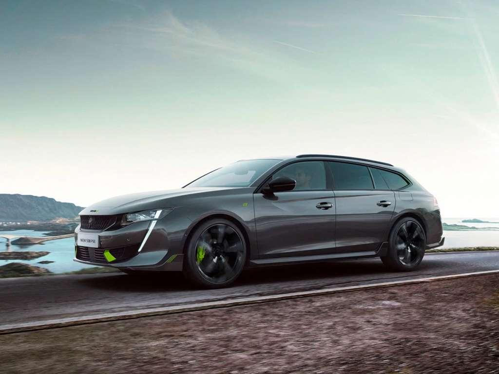 Galería de fotos del Peugeot Nuevo 508 SW Sport Engineered (3)