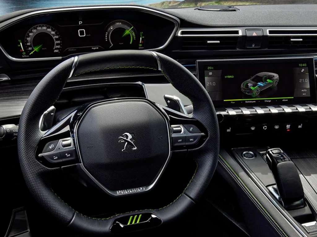 Galería de fotos del Peugeot Nuevo 508 SW Sport Engineered (4)