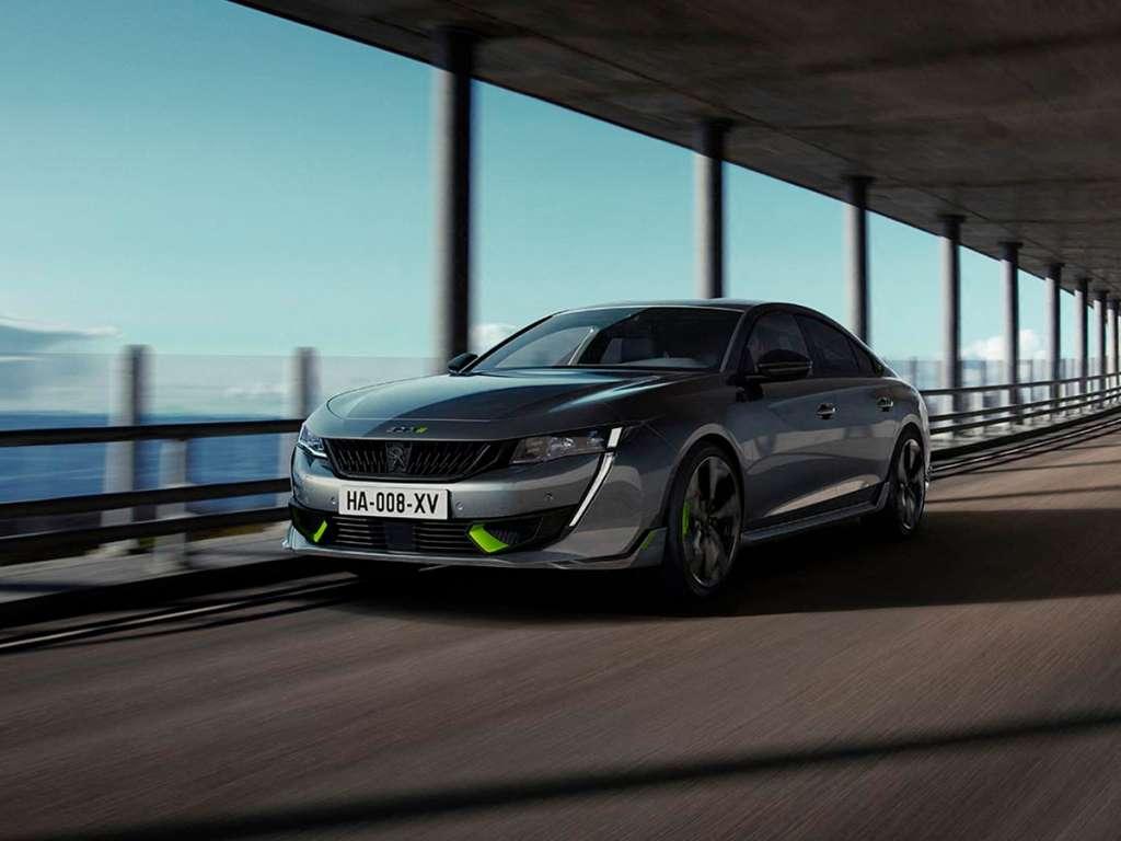 Galería de fotos del Peugeot Nuevo 508 Sport Engineered (1)