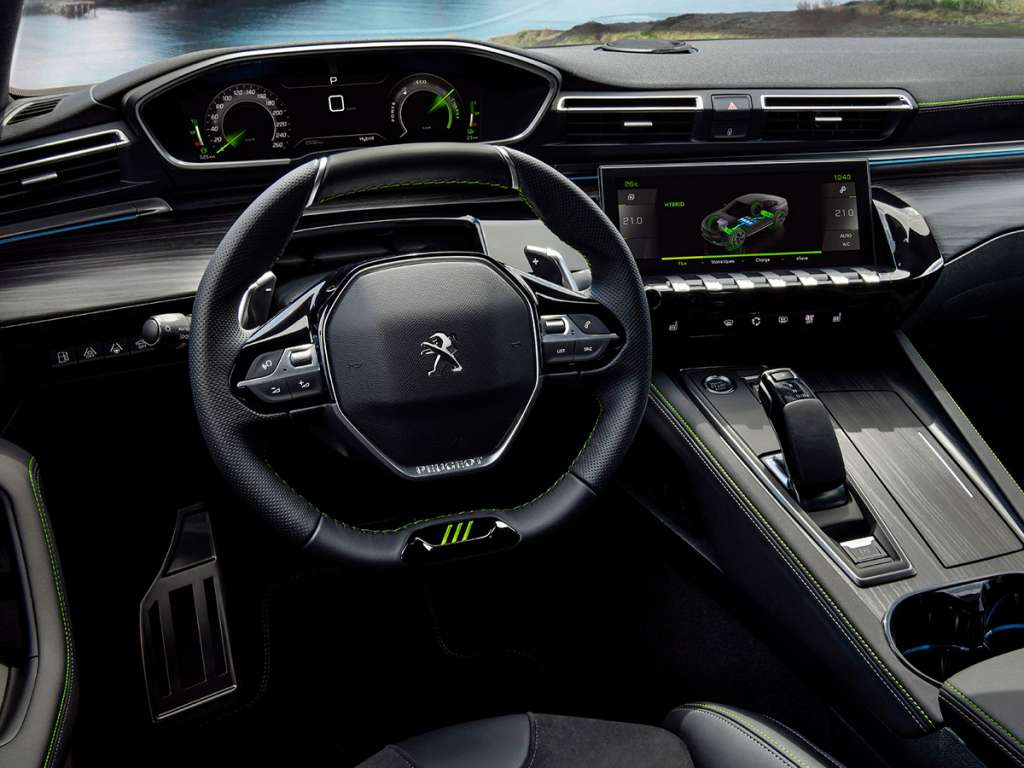 Galería de fotos del Peugeot Nuevo 508 Sport Engineered (2)