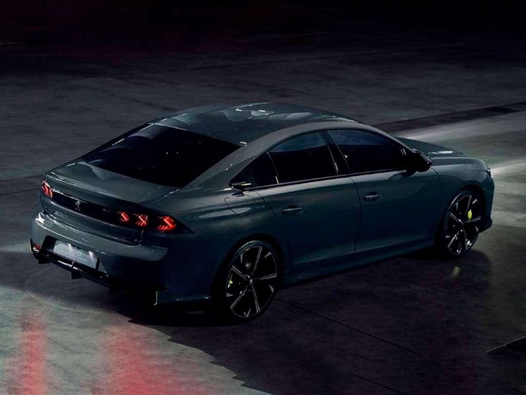 Galería de fotos del Peugeot Nuevo 508 Sport Engineered (3)