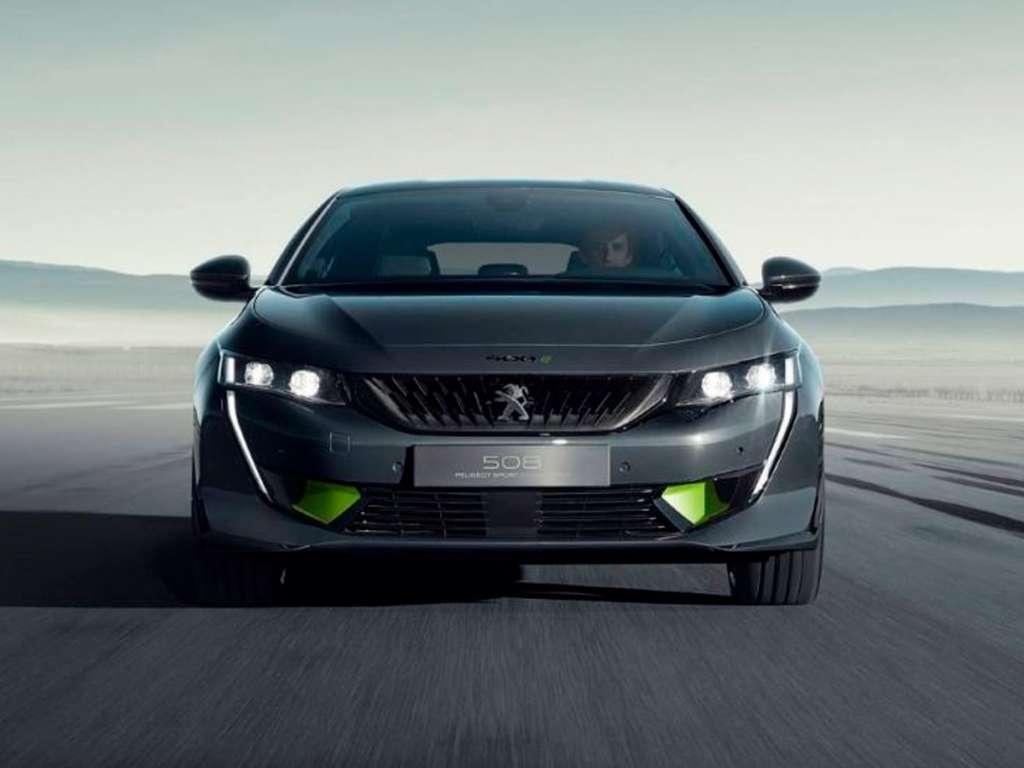Galería de fotos del Peugeot Nuevo 508 Sport Engineered (4)