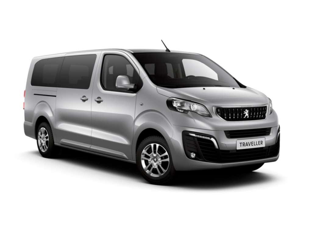 Galería de fotos del Peugeot Expert Combi / Traveller Long (1)