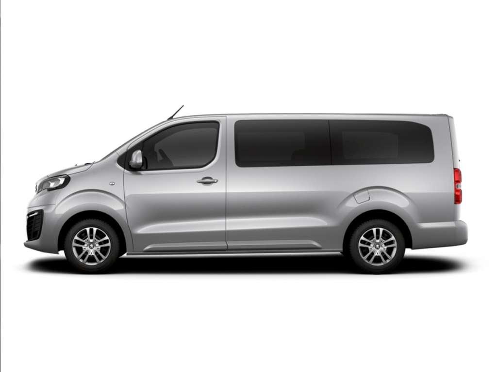 Galería de fotos del Peugeot Expert Combi / Traveller Long (2)