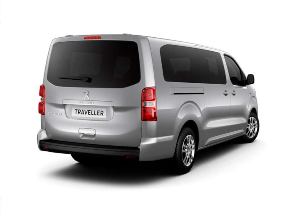 Galería de fotos del Peugeot Expert Combi / Traveller Long (3)