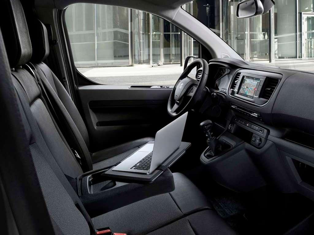 Galería de fotos del Peugeot Expert Furgón doble cabína (4)