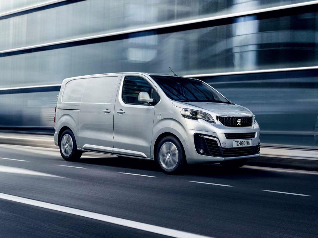 Galería de fotos del Peugeot Expert Furgón (1)