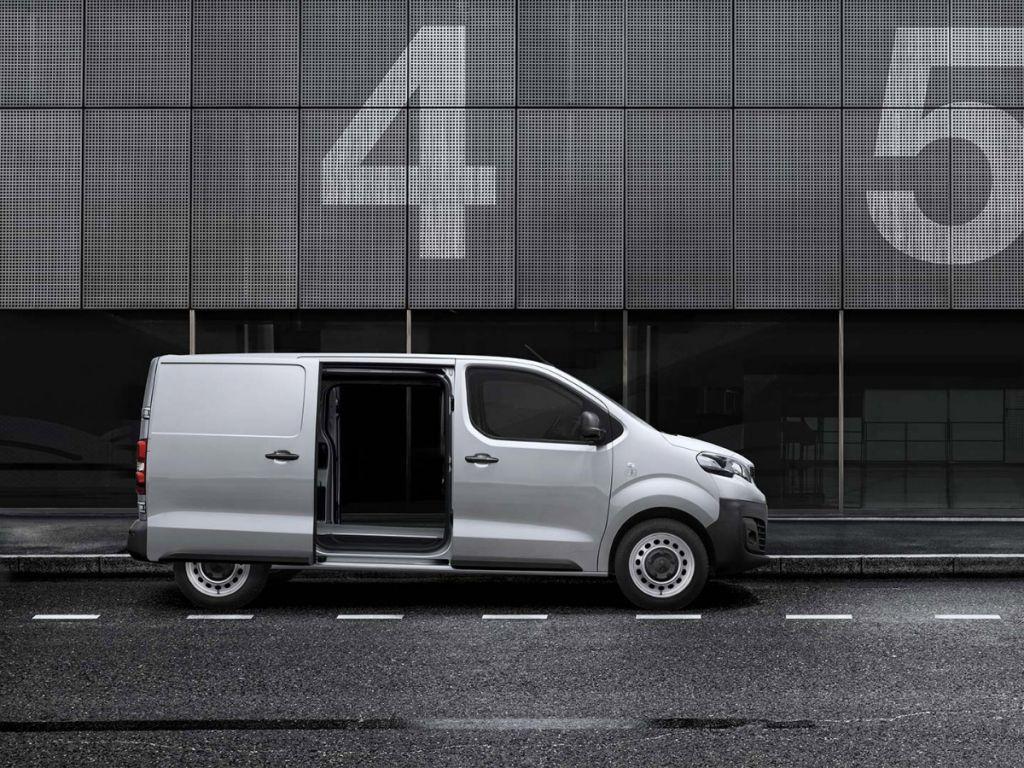 Galería de fotos del Peugeot Expert Furgón (2)
