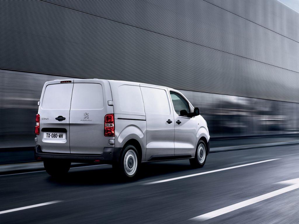 Galería de fotos del Peugeot Expert Furgón (3)