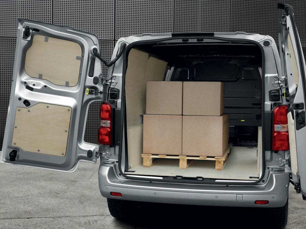 Galería de fotos del Peugeot Expert Furgón (4)