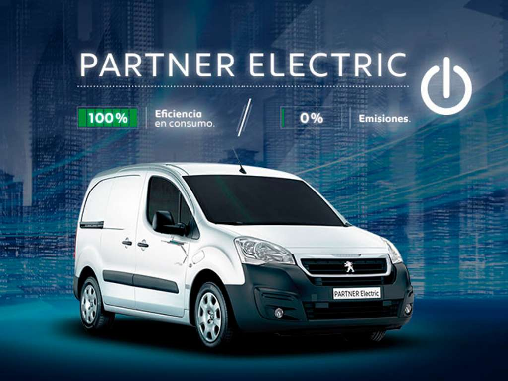 Galería de fotos del Peugeot Partner Electric (1)