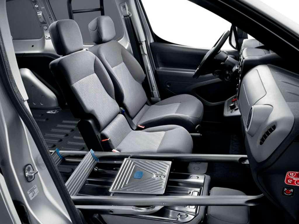Galería de fotos del Peugeot Partner Electric (3)