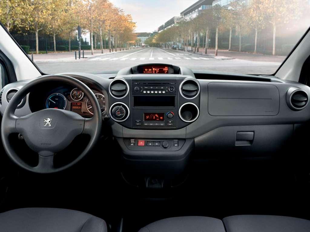 Galería de fotos del Peugeot Partner Electric (4)