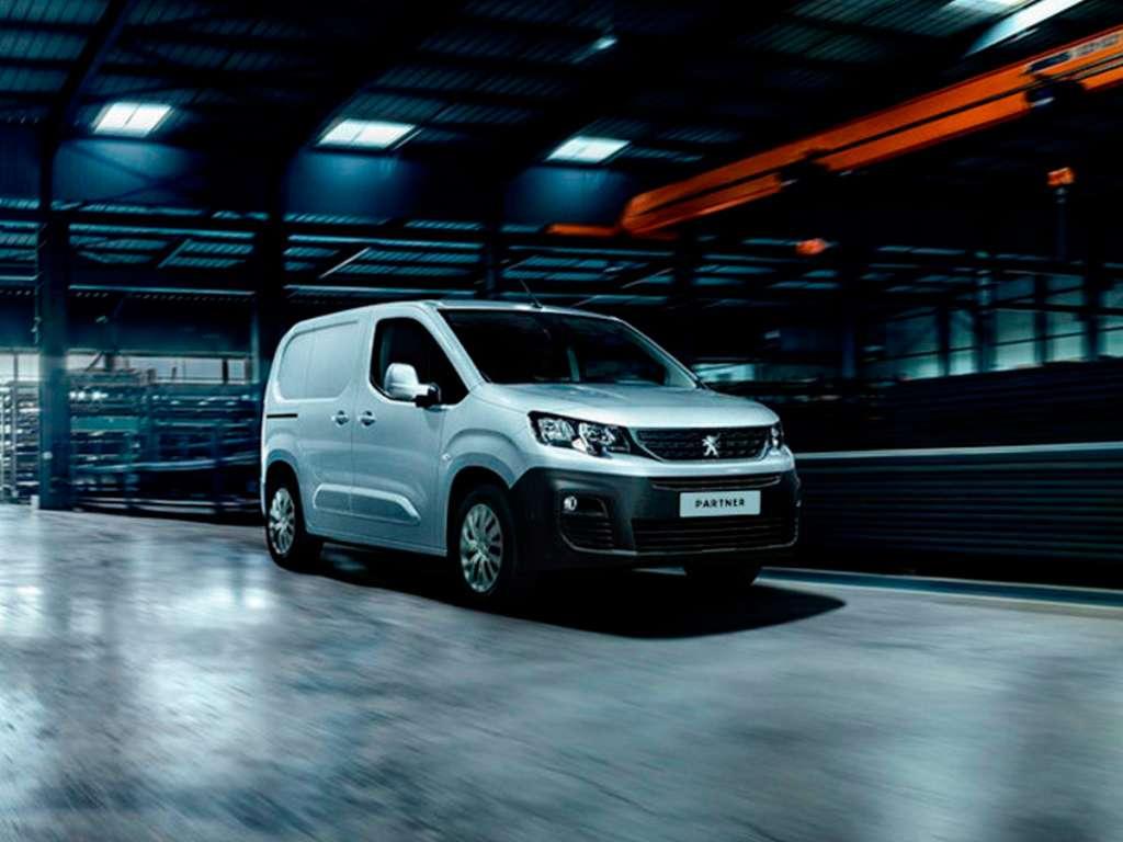 Galería de fotos del Peugeot Nuevo Partner Furgón (1)