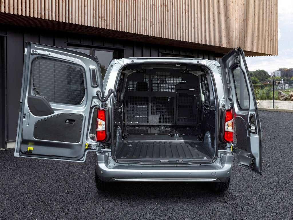 Galería de fotos del Peugeot Nuevo Partner Furgón (2)