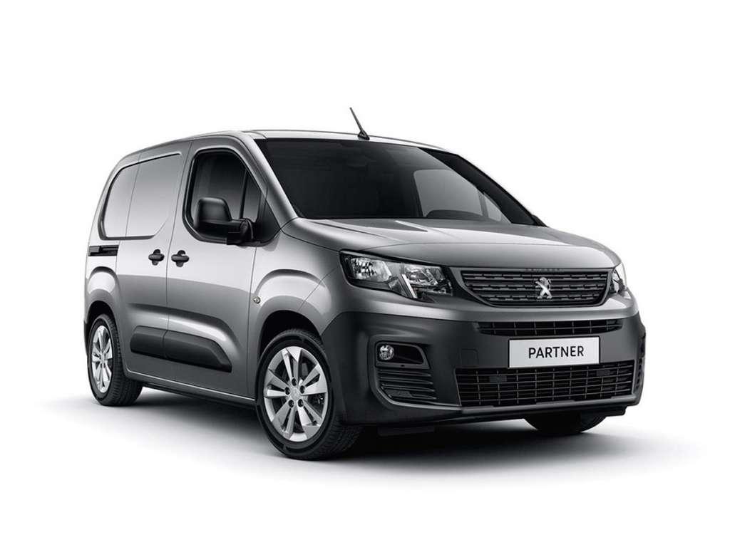 Galería de fotos del Peugeot Nuevo Partner Furgón (3)