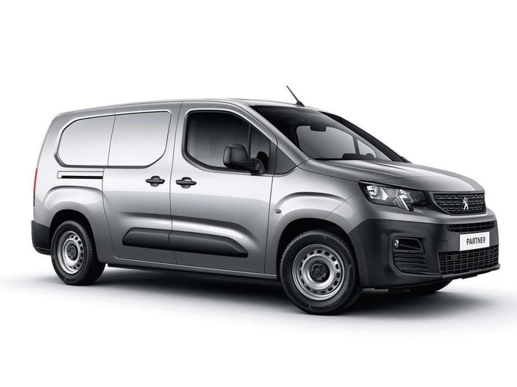 Galería de fotos del Peugeot Nuevo Partner Furgón (5)