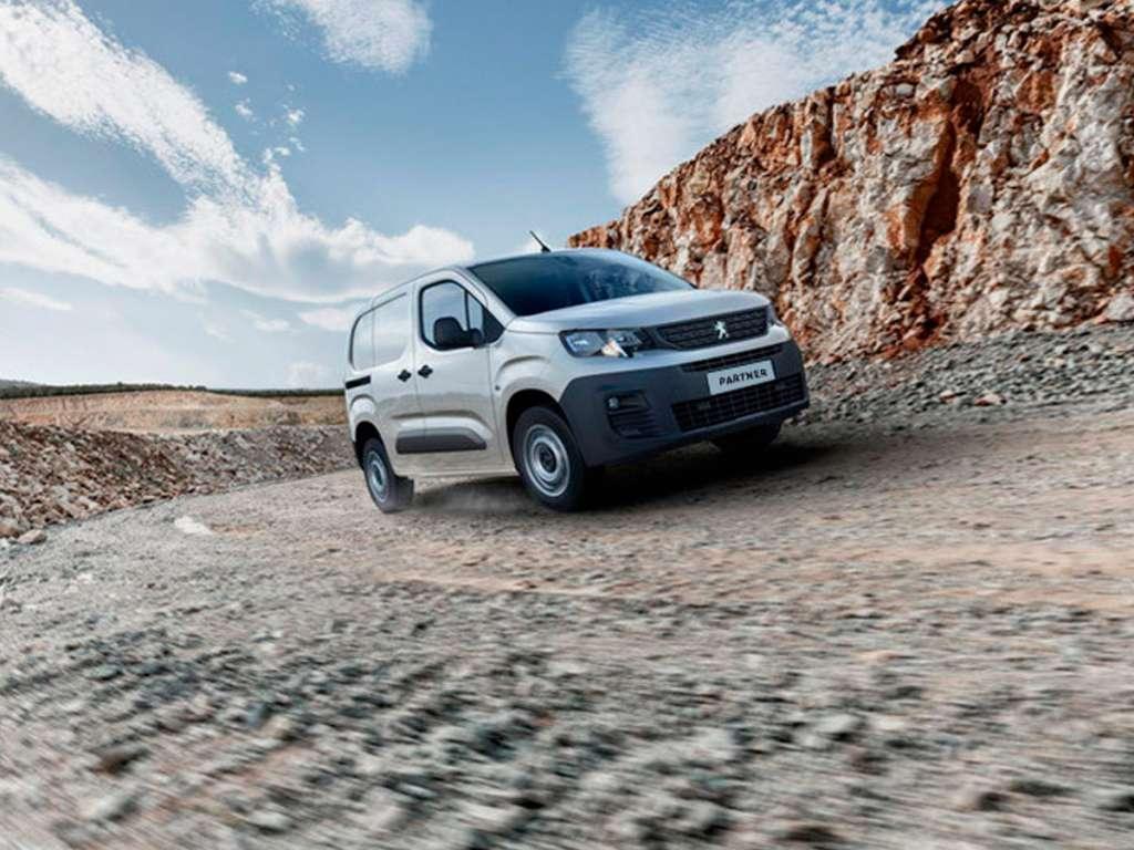 Galería de fotos del Peugeot Nuevo Partner Furgón (6)