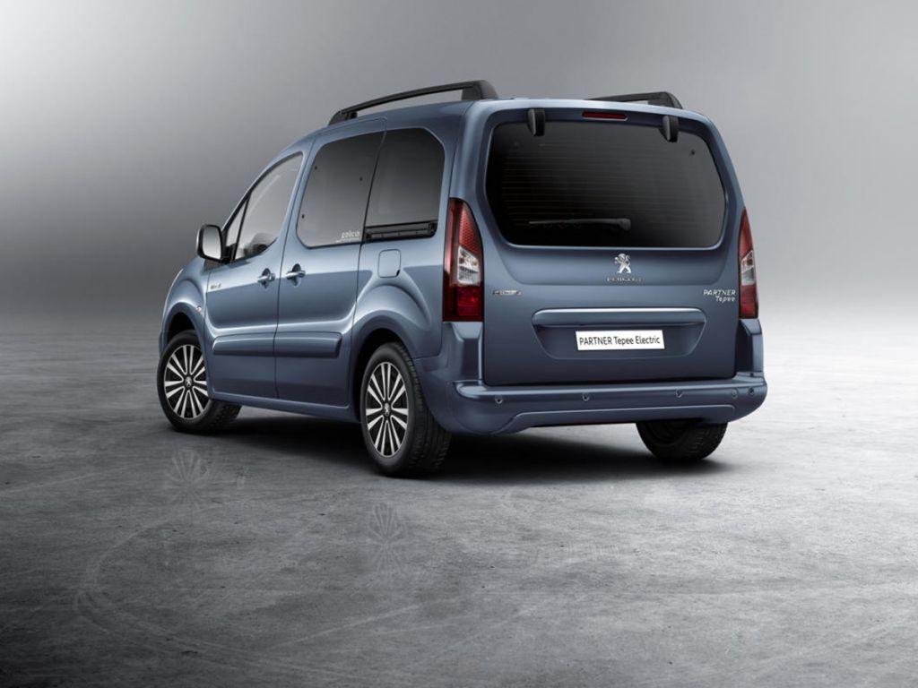 Galería de fotos del Peugeot Partner Tepee Electric (2)