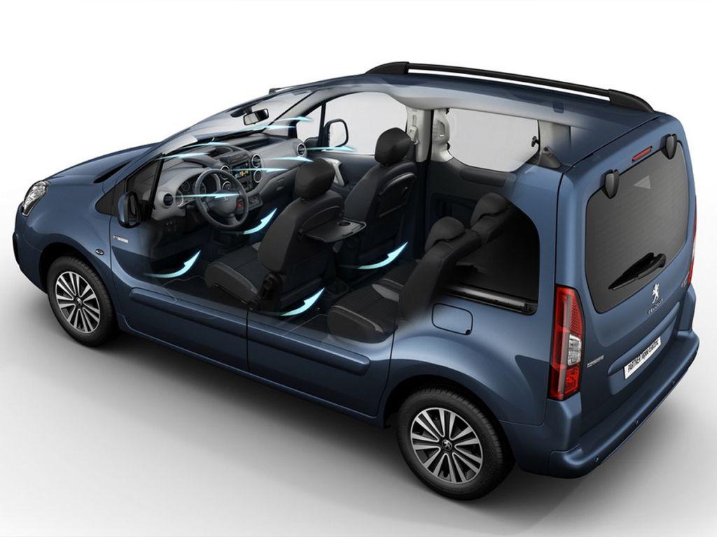 Galería de fotos del Peugeot Partner Tepee Electric (3)