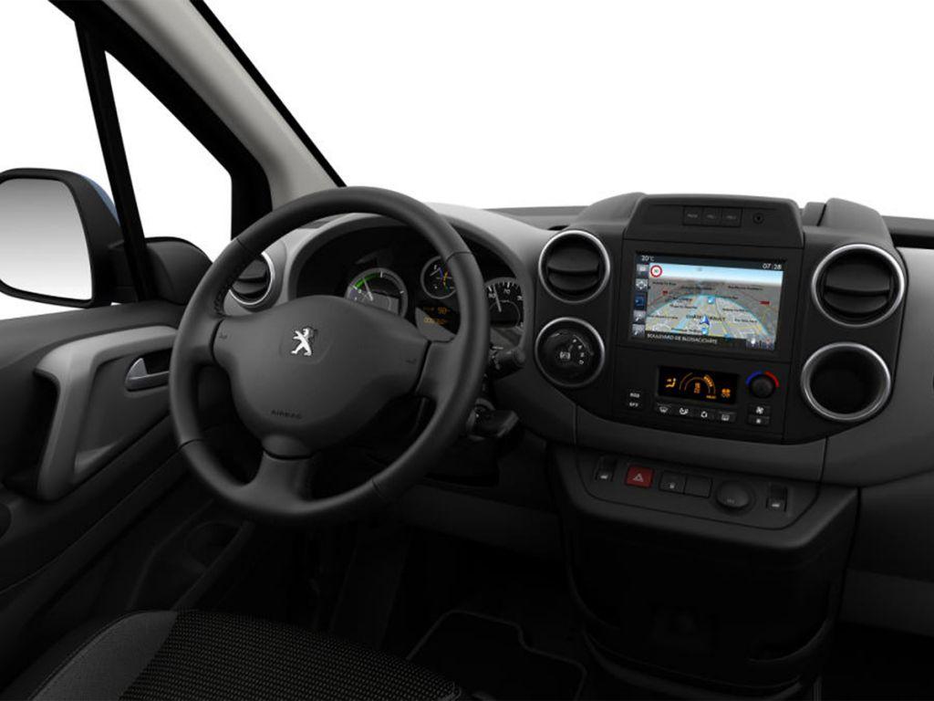 Galería de fotos del Peugeot Partner Tepee Electric (4)
