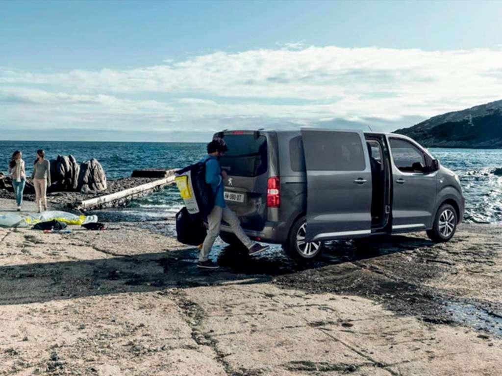 Galería de fotos del Peugeot Traveller (1)