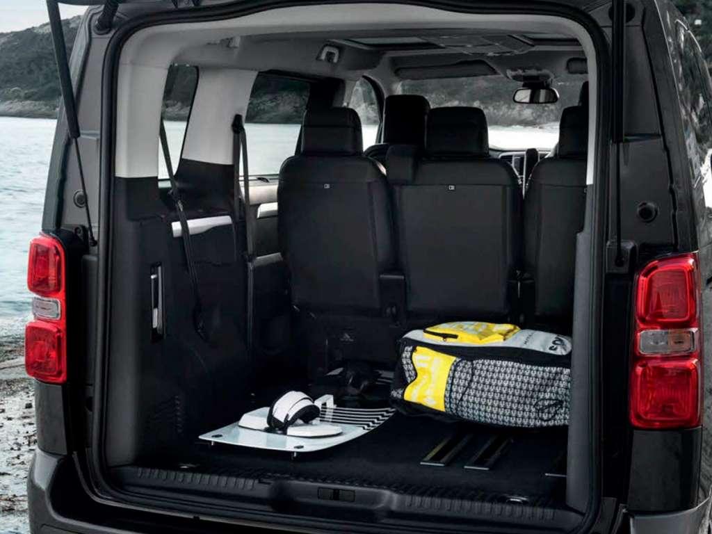 Galería de fotos del Peugeot Traveller (3)