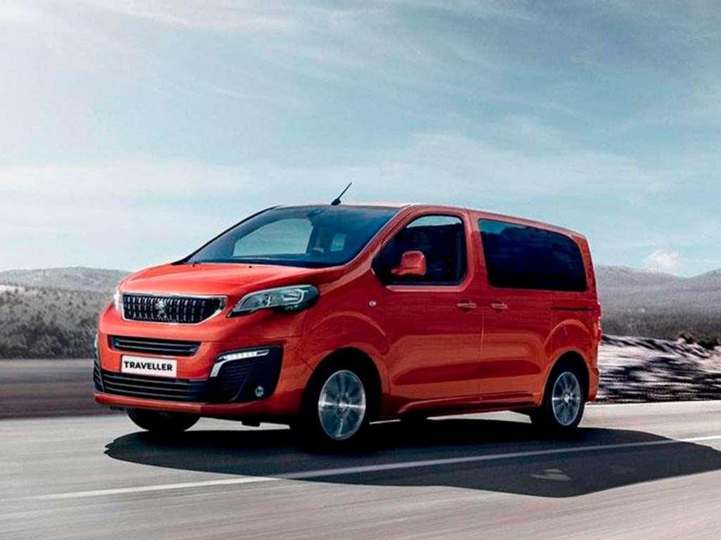 Galería de fotos del Peugeot Traveller (4)