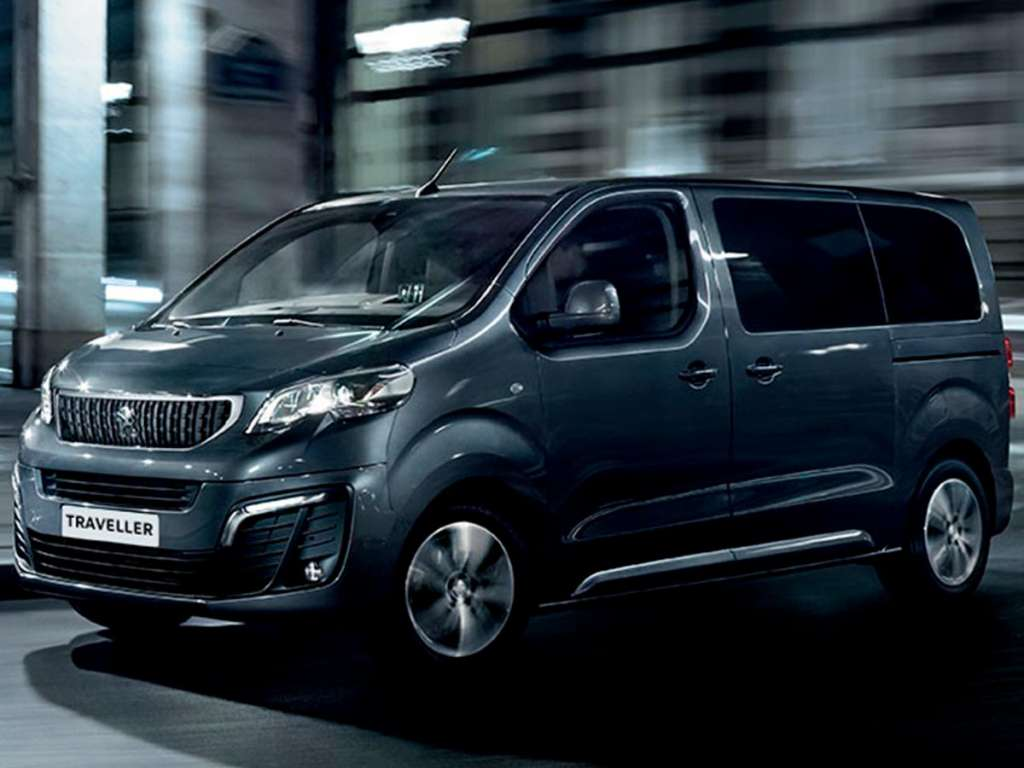 Galería de fotos del Peugeot Traveller Business (1)