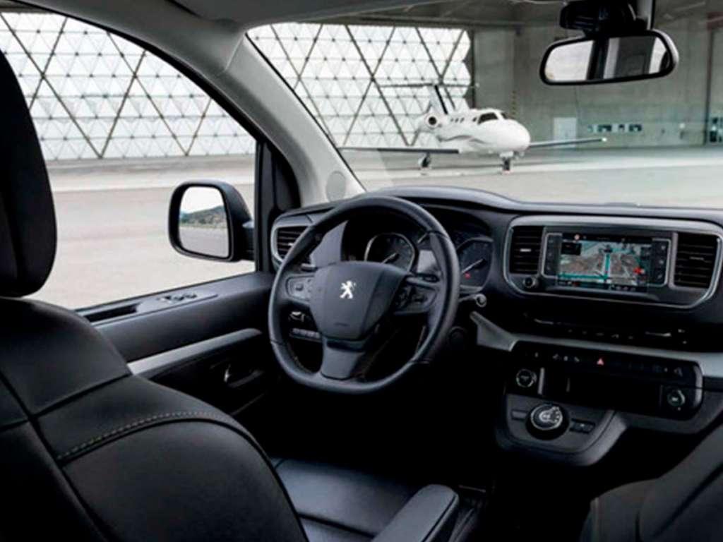 Galería de fotos del Peugeot Traveller Business (4)