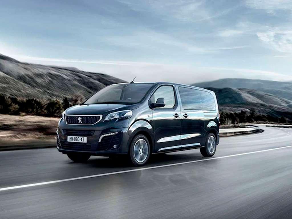 Galería de fotos del Peugeot Nuevo E-Traveller (1)