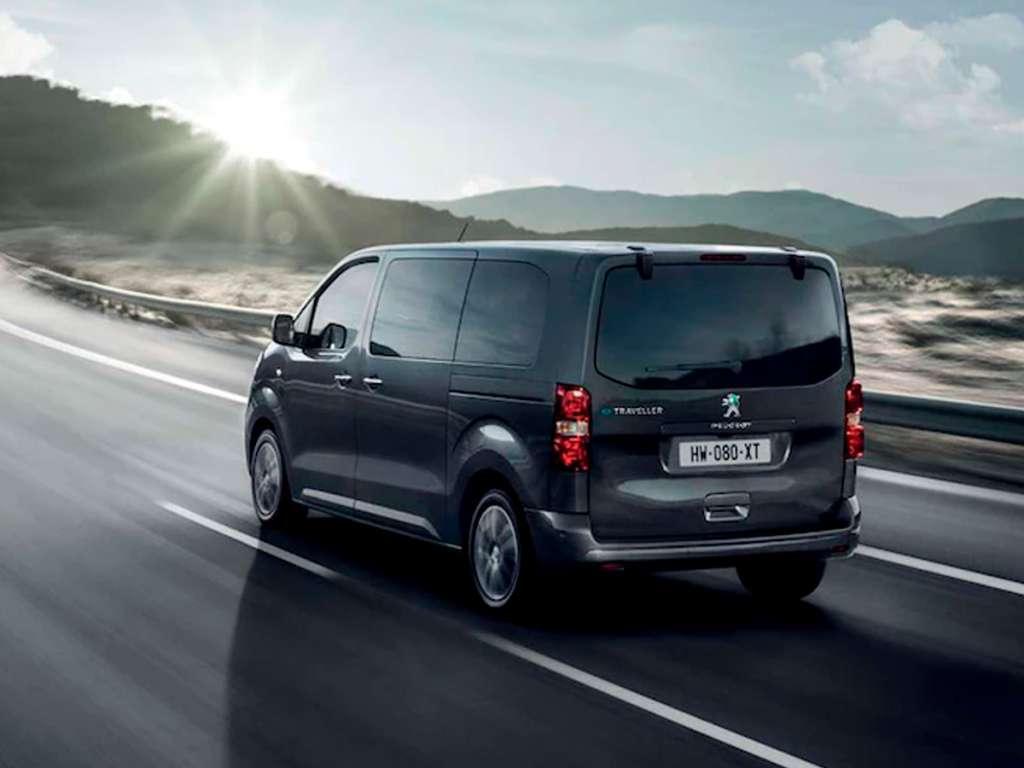 Galería de fotos del Peugeot Nuevo E-Traveller (2)