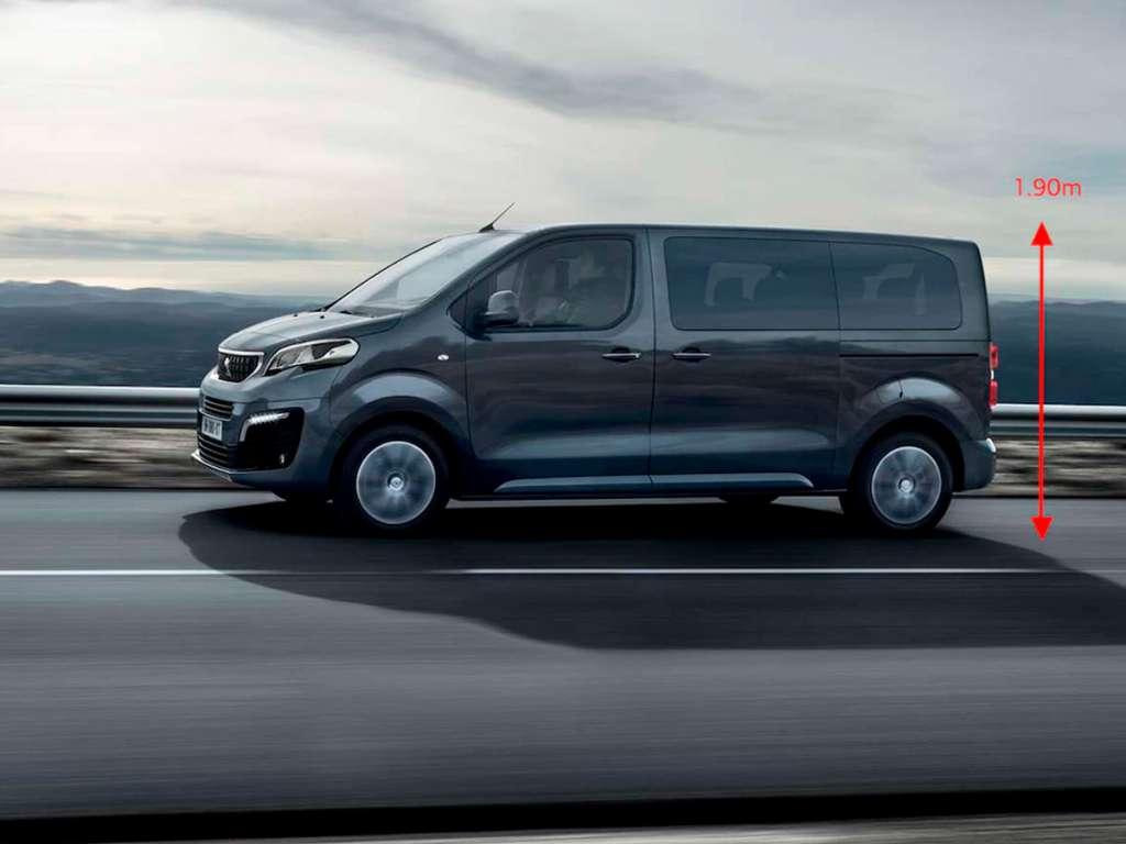 Galería de fotos del Peugeot Nuevo E-Traveller (3)