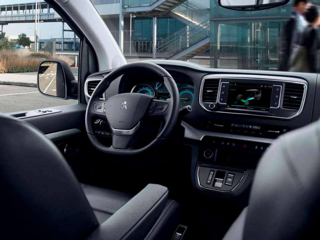 Galería de fotos del Peugeot Nuevo E-Traveller (4)