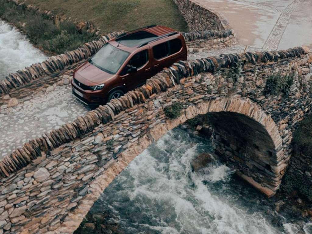 Galería de fotos del Peugeot Rifter (1)