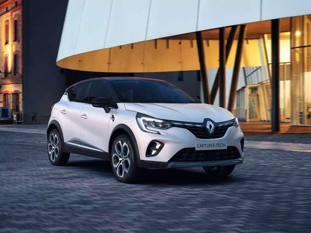 Galería de fotos del Renault NUEVO CAPTUR E-TECH (1)
