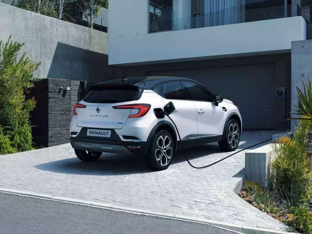 Galería de fotos del Renault NUEVO CAPTUR E-TECH (2)