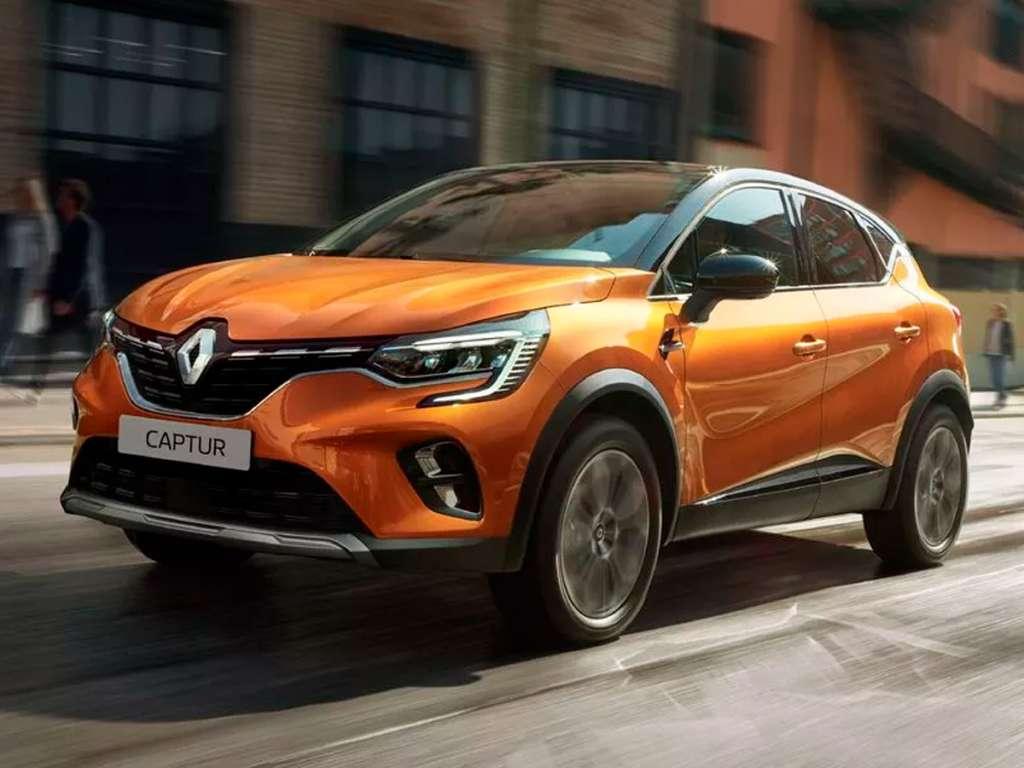 Galería de fotos del Renault NUEVO CAPTUR (1)