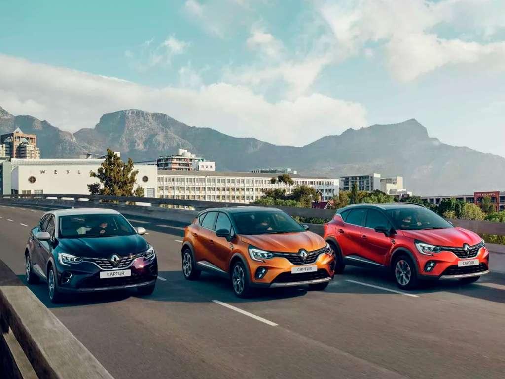 Galería de fotos del Renault NUEVO CAPTUR (3)