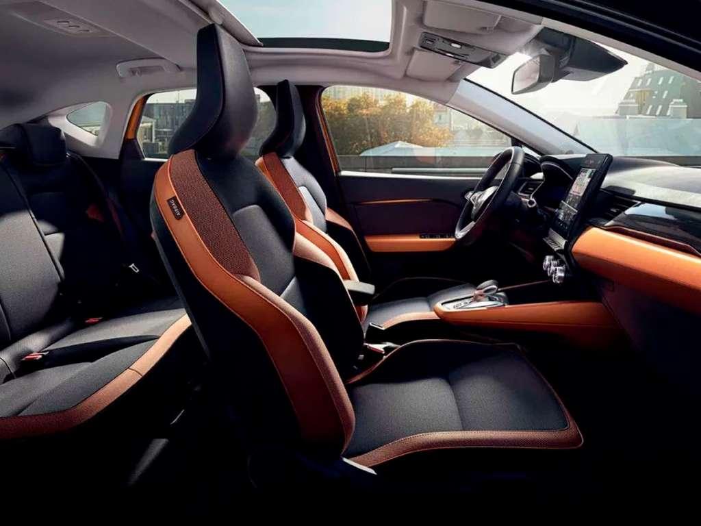 Galería de fotos del Renault NUEVO CAPTUR (5)