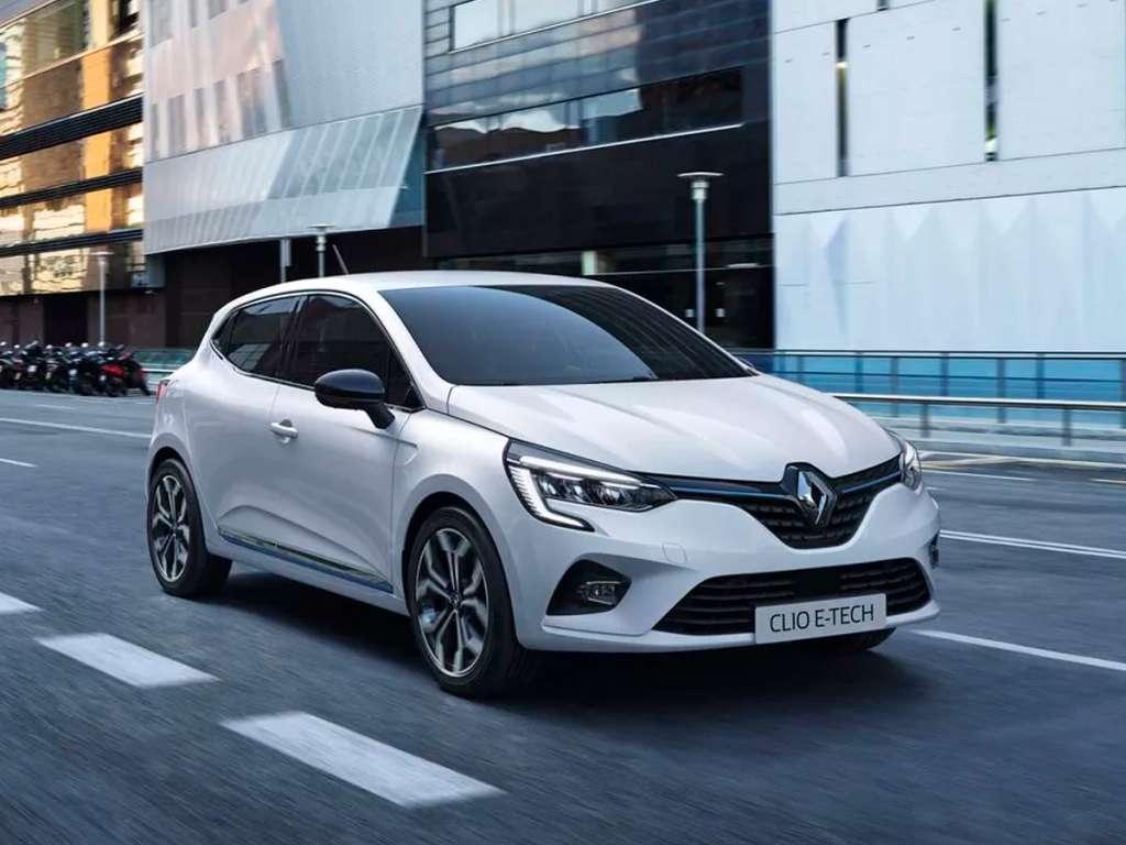 Galería de fotos del Renault NUEVO CLIO E-TECH (1)