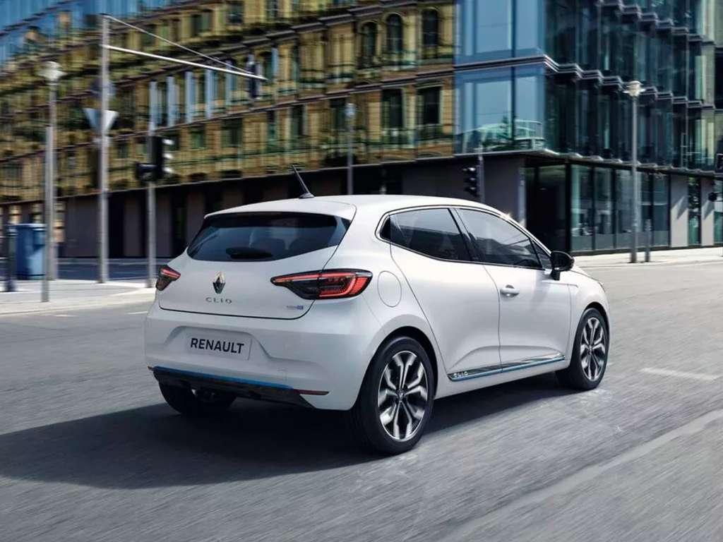 Galería de fotos del Renault NUEVO CLIO E-TECH (2)