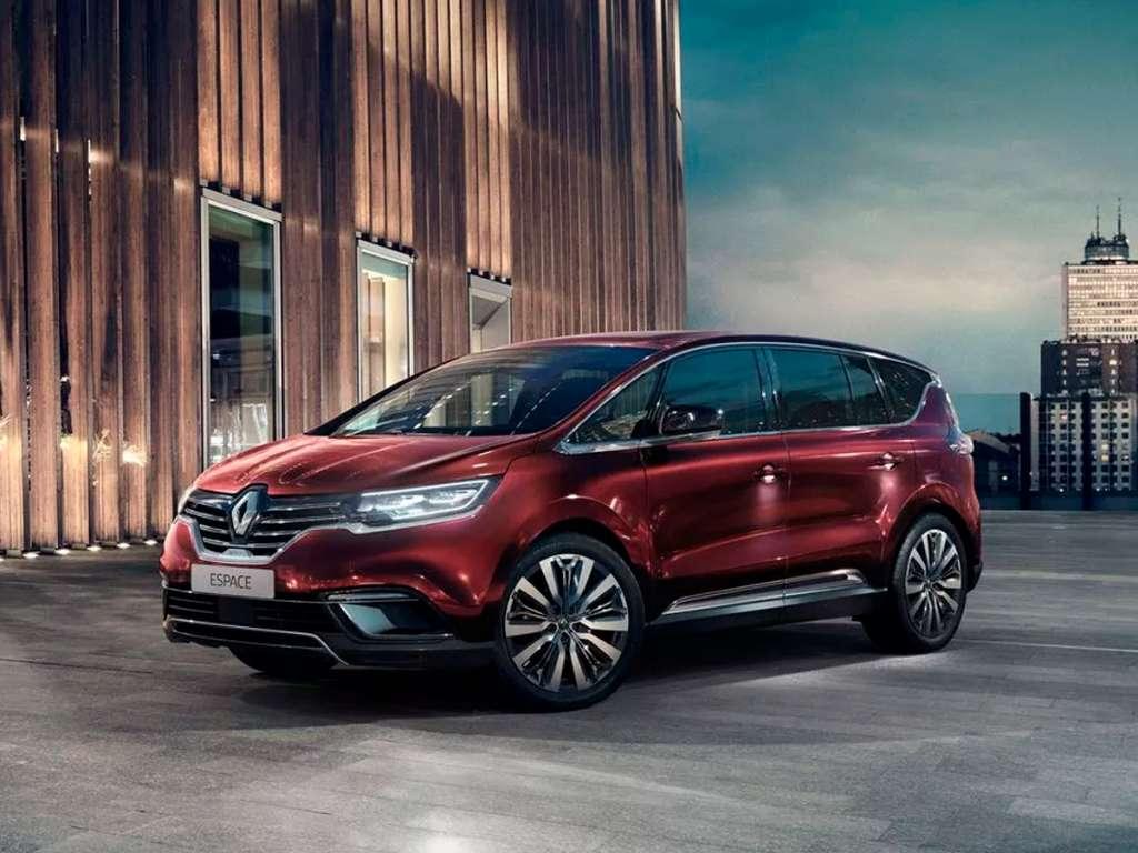 Galería de fotos del Renault NUEVO ESPACE (1)