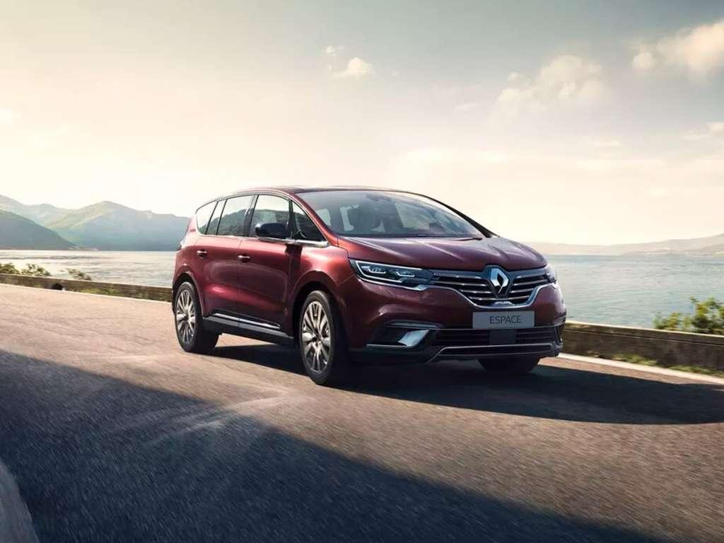 Galería de fotos del Renault NUEVO ESPACE (3)