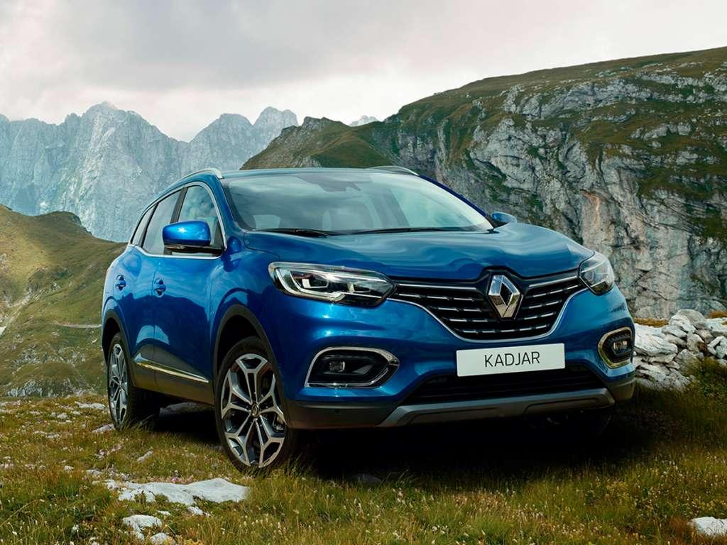Galería de fotos del Renault KADJAR (1)
