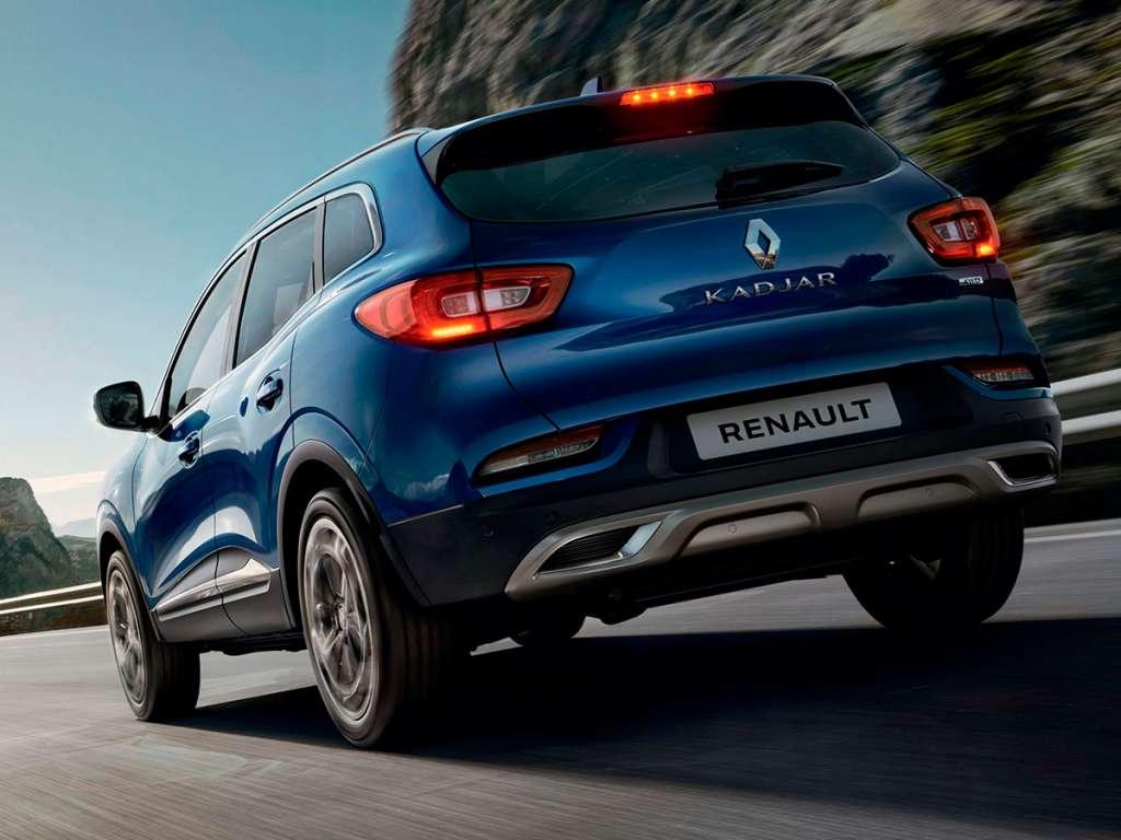 Galería de fotos del Renault KADJAR (2)